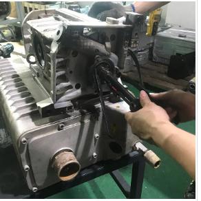 油式旋片泵维修